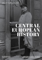 Central European History