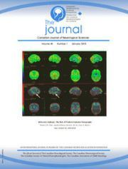 Canadian Journal of Neurological Sciences Volume 45 - Issue 1 -