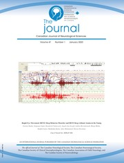 Canadian Journal of Neurological Sciences Volume 47 - Issue 1 -