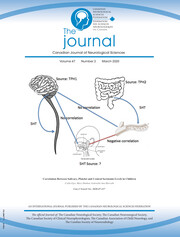 Canadian Journal of Neurological Sciences Volume 47 - Issue 2 -