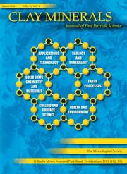 Clay Minerals Volume 53 - Issue 1 -