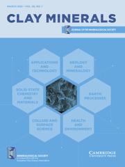 Clay Minerals Volume 56 - Issue 1 -