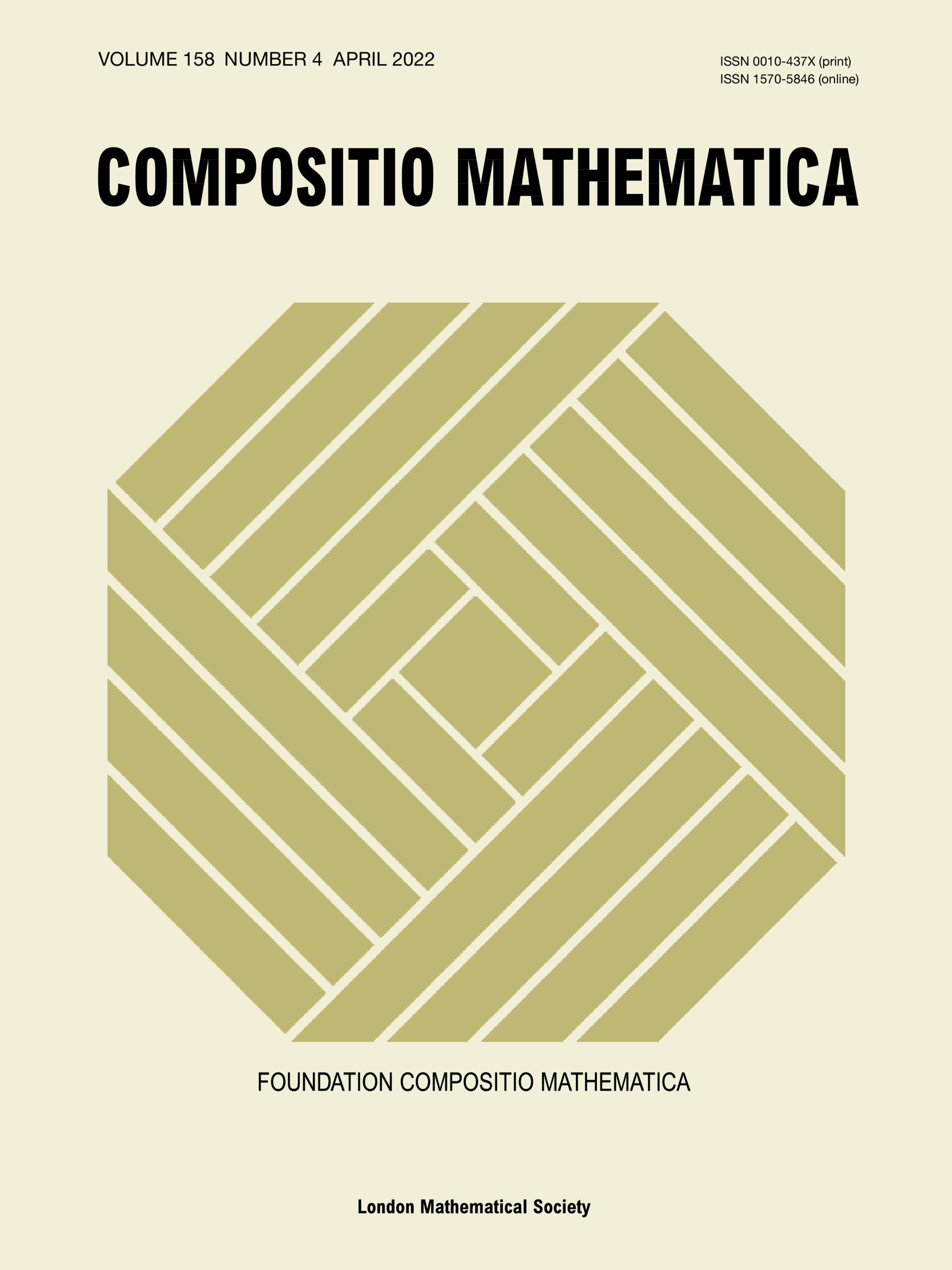 Compositio Mathematica | Cambridge Core
