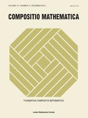 Compositio Mathematica Volume 151 - Issue 12 -