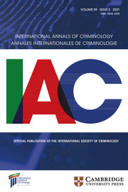 International Annals of Criminology