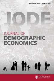 Journal of Demographic Economics Volume 87 - Issue 1 -