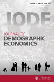Journal of Demographic Economics Volume 87 - Issue 2 -