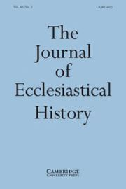 The Journal of Ecclesiastical History Volume 68 - Issue 2 -