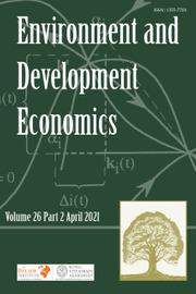 Environment and Development Economics Volume 26 - Issue 2 -