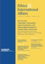 Image result for ethics and international affairs