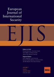 European Journal of International Security
