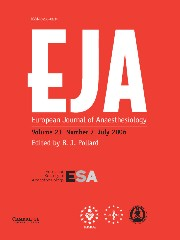 European Journal of Anaesthesiology Volume 23 - Issue 7 -