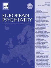 European Psychiatry Volume 20 - Issue 5-6 -