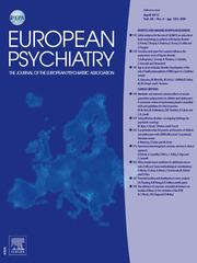 European Psychiatry Volume 26 - Issue 3 -