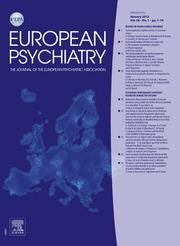 European Psychiatry Volume 28 - Issue 1 -