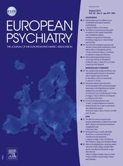 European Psychiatry Volume 28 - Issue 6 -