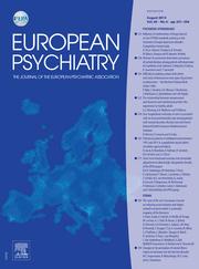 European Psychiatry Volume 29 - Issue 6 -
