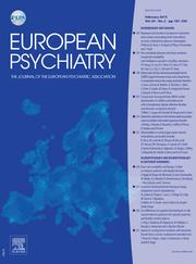 European Psychiatry Volume 30 - Issue 2 -