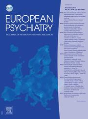 European Psychiatry Volume 30 - Issue 8 -