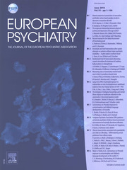 European Psychiatry Volume 51 - Issue  -