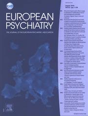 European Psychiatry Volume 52 - Issue  -
