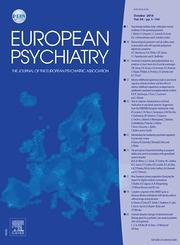 European Psychiatry Volume 54 - Issue  -