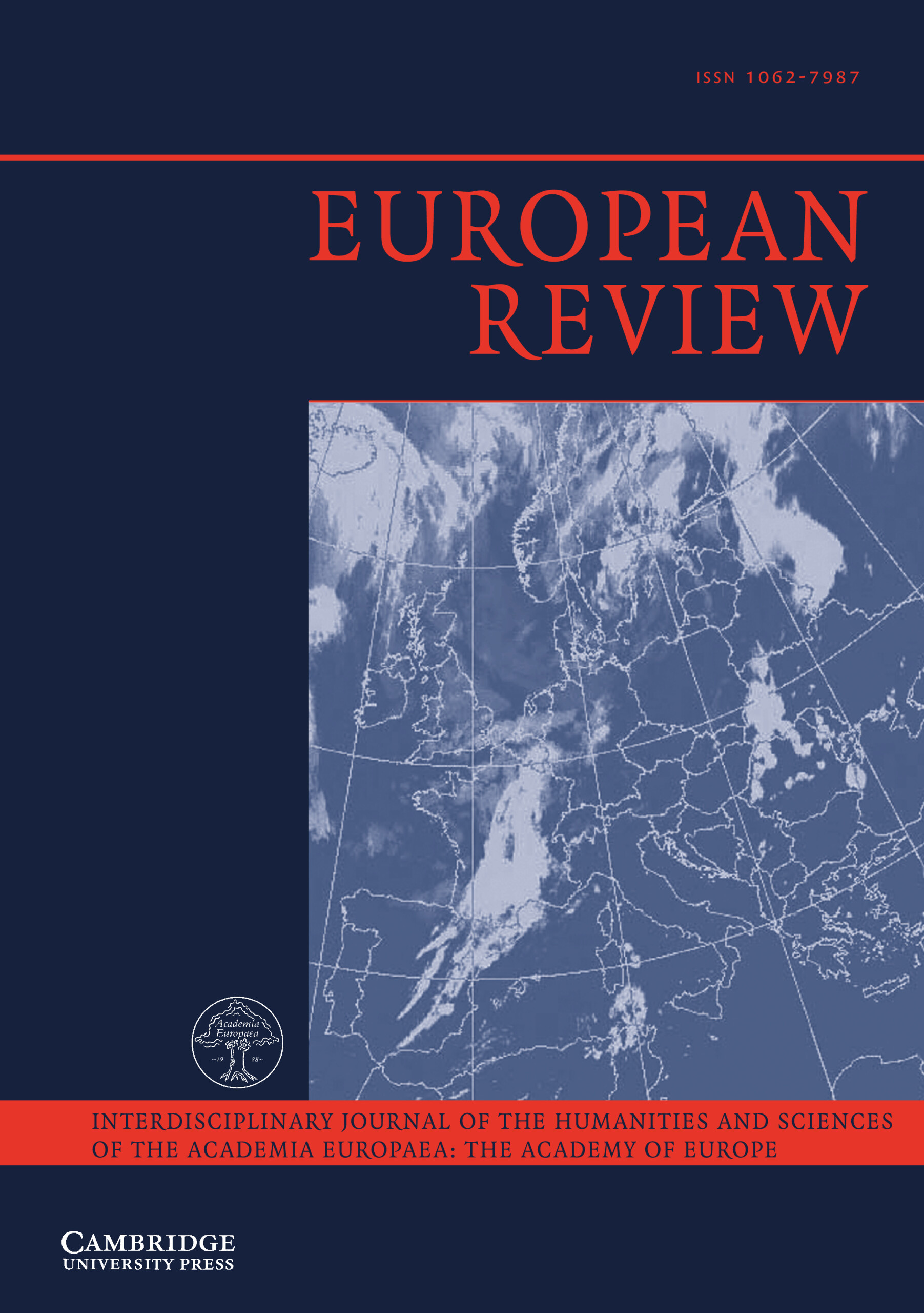 European Review | Cambridge Core
