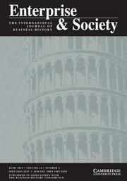 Enterprise & Society Volume 16 - Issue 2 -