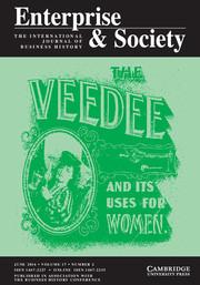 Enterprise & Society Volume 17 - Issue 2 -