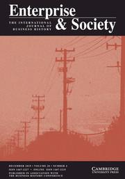 Enterprise & Society Volume 20 - Issue 4 -