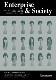 Enterprise & Society Volume 22 - Issue 2 -