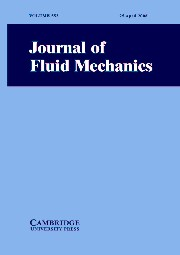 Journal of Fluid Mechanics Volume 553 - Issue  -