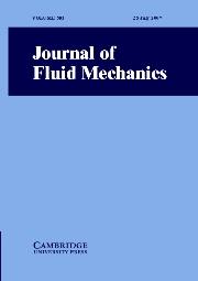 Journal of Fluid Mechanics Volume 583 - Issue  -