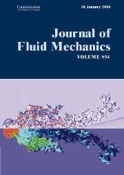Journal of Fluid Mechanics Volume 594 - Issue  -
