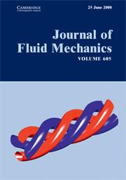 Journal of Fluid Mechanics Volume 605 - Issue  -
