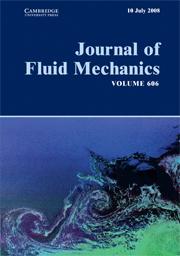 Journal of Fluid Mechanics Volume 606 - Issue  -