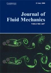 Journal of Fluid Mechanics Volume 607 - Issue  -