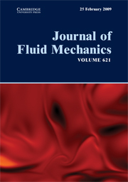 Journal of Fluid Mechanics Volume 621 - Issue  -