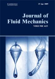 Journal of Fluid Mechanics Volume 625 - Issue  -