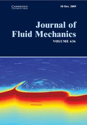 Journal of Fluid Mechanics Volume 636 - Issue  -