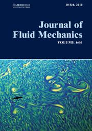 Journal of Fluid Mechanics Volume 644 - Issue  -