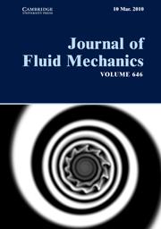Journal of Fluid Mechanics Volume 646 - Issue  -