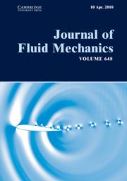 Journal of Fluid Mechanics Volume 648 - Issue  -