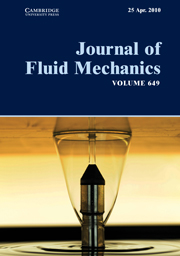 Journal of Fluid Mechanics Volume 649 - Issue  -