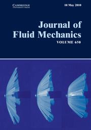 Journal of Fluid Mechanics Volume 650 - Issue  -