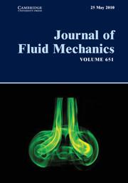 Journal of Fluid Mechanics Volume 651 - Issue  -