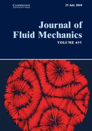 Journal of Fluid Mechanics Volume 655 - Issue  -