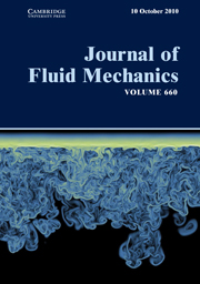 Journal of Fluid Mechanics Volume 660 - Issue  -
