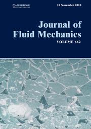 Journal of Fluid Mechanics Volume 662 - Issue  -