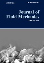 Journal of Fluid Mechanics Volume 664 - Issue  -